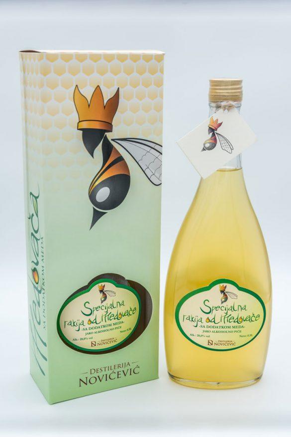 Specijalna rakija od Medovače sa dodatkom meda